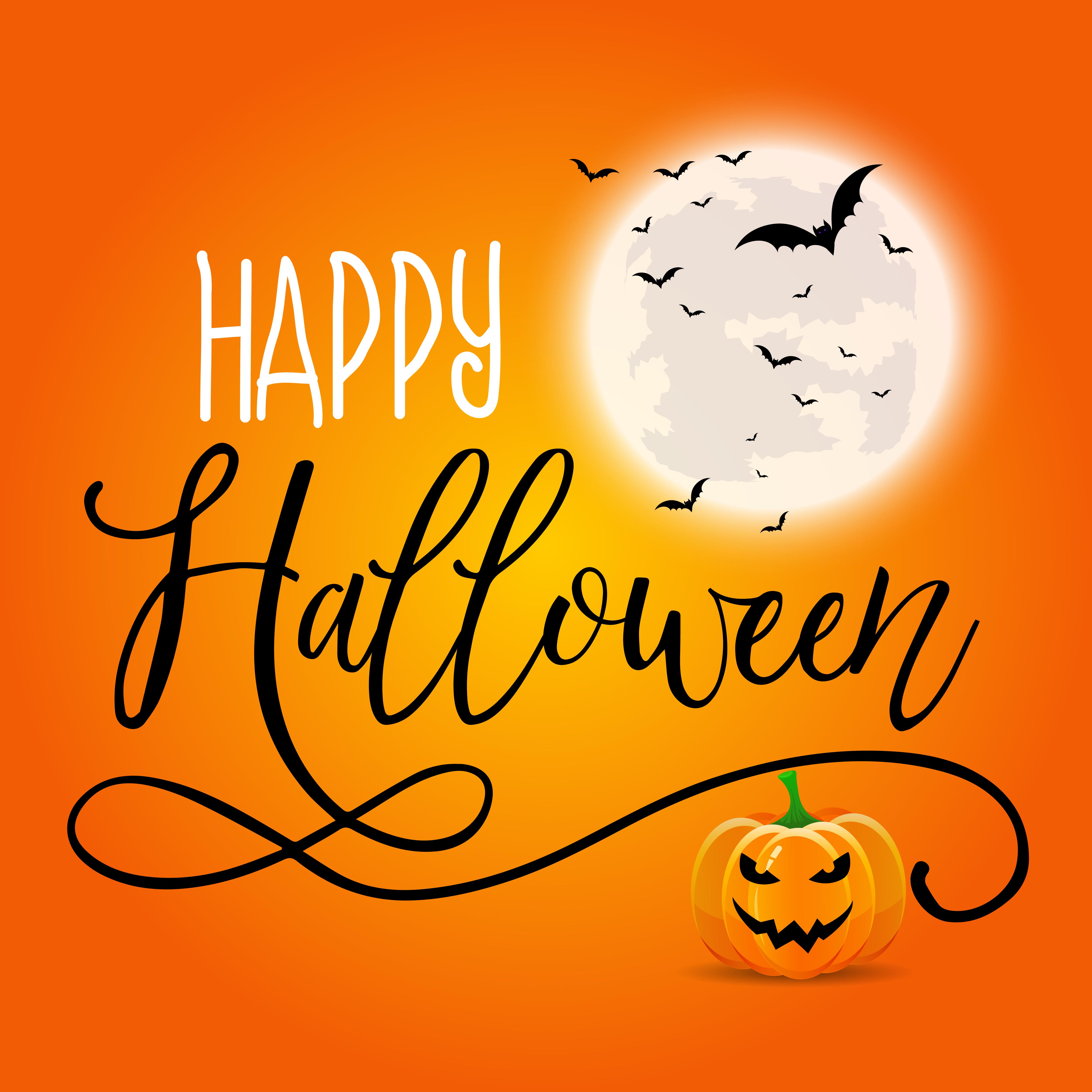 Volantino Halloween, dolcetto o scherzetto?